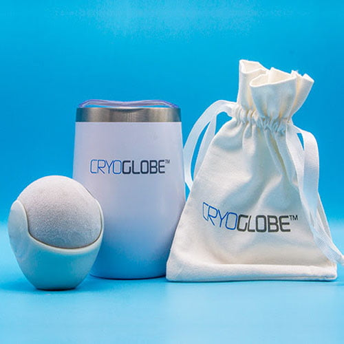 cryo globe incl. container