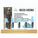 Mask Aroma Sanitizer Display