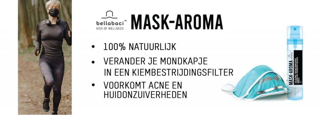 Mask aroma